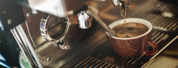 Gastronomie Kaffeemaschinen Barista