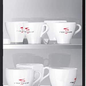 Kaffeevollautomat Rex Royal Tassen