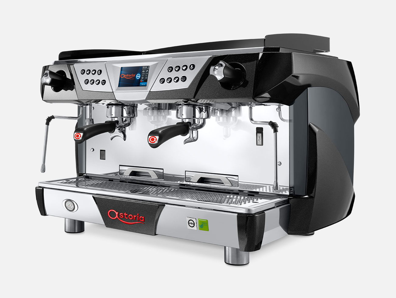 Siebträgermaschine Astoria Plus 4 You - Barista Espressomaschine