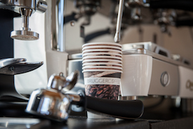 Brugger Kaffeeservice AG - Kaffeemaschinen mieten, kaufen oder leasen