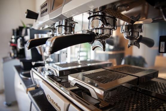 italienische Kaffeemaschine Astoria Barista von Brugger Service AG