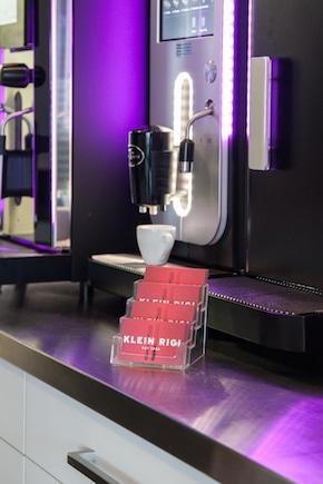 Gastro Kaffeemaschine im Rigi von Brugger Kaffeeservice